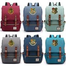 New Hufflepuff Ravenclaw Slytherin Gryffindor Boy Girl Student School bag Teenag