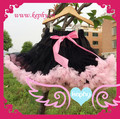 Hot sale Pettiskirt Baby Girl fluffy Chiffon pettiskirts Girl's tutu Skirts mix color freeshipping