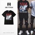 PROVERGOD Hip Hop 2016 Verano 3D Camiseta Para Hombre Clásico Carácter Camiseta de Algodón Tops de las Camisetas de Manga Corta S-3XL