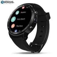 Original Zeblaze Smart Watch THOR PRO 3G Android Smartwatch RAM 1GB+ROM 16GB Android 5.1 GPS WiFi Bluetooth Dials Wristwatches
