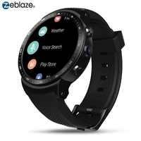 Oryginalny inteligentny zegarek Zeblaze THOR PRO 3G inteligentny zegarek Android RAM 1GB + ROM 16GB Android 5.1 gps wi-fi bluetooth tarcze na rękę