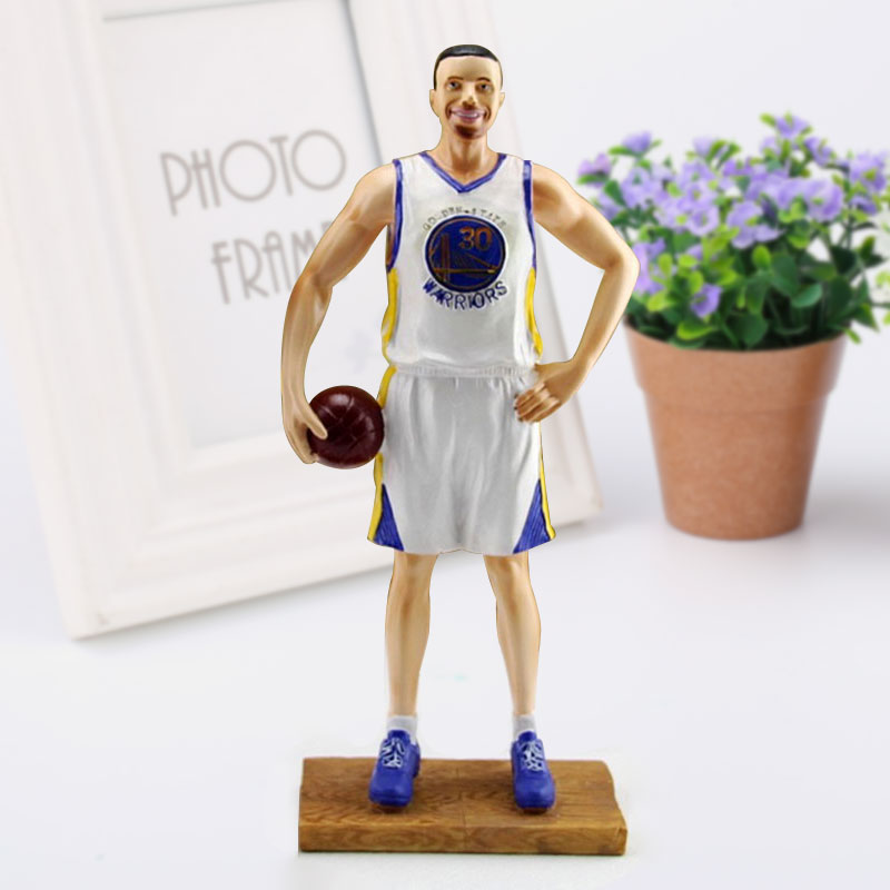 Stephen Curry Action Figures Los Angels Lakers Toy Kids Children NBA Champion баскетбольную форму lakers