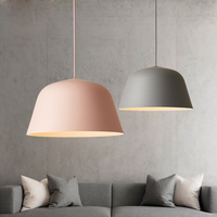 Nordic AMBIT Pendant Lamps Ceiling Hanglamp Luxury LED Pendant Lights For Living Room Dinning Room Kitchen Fixtures Lighting