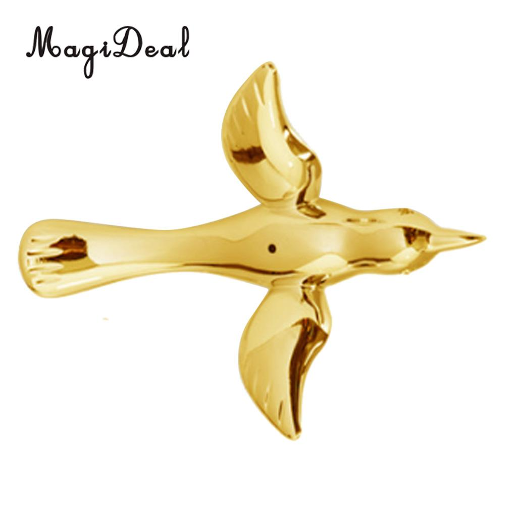 MagiDeal Flying Birds Resin Wall Hanging Decor Handcraft Wall Decor ...