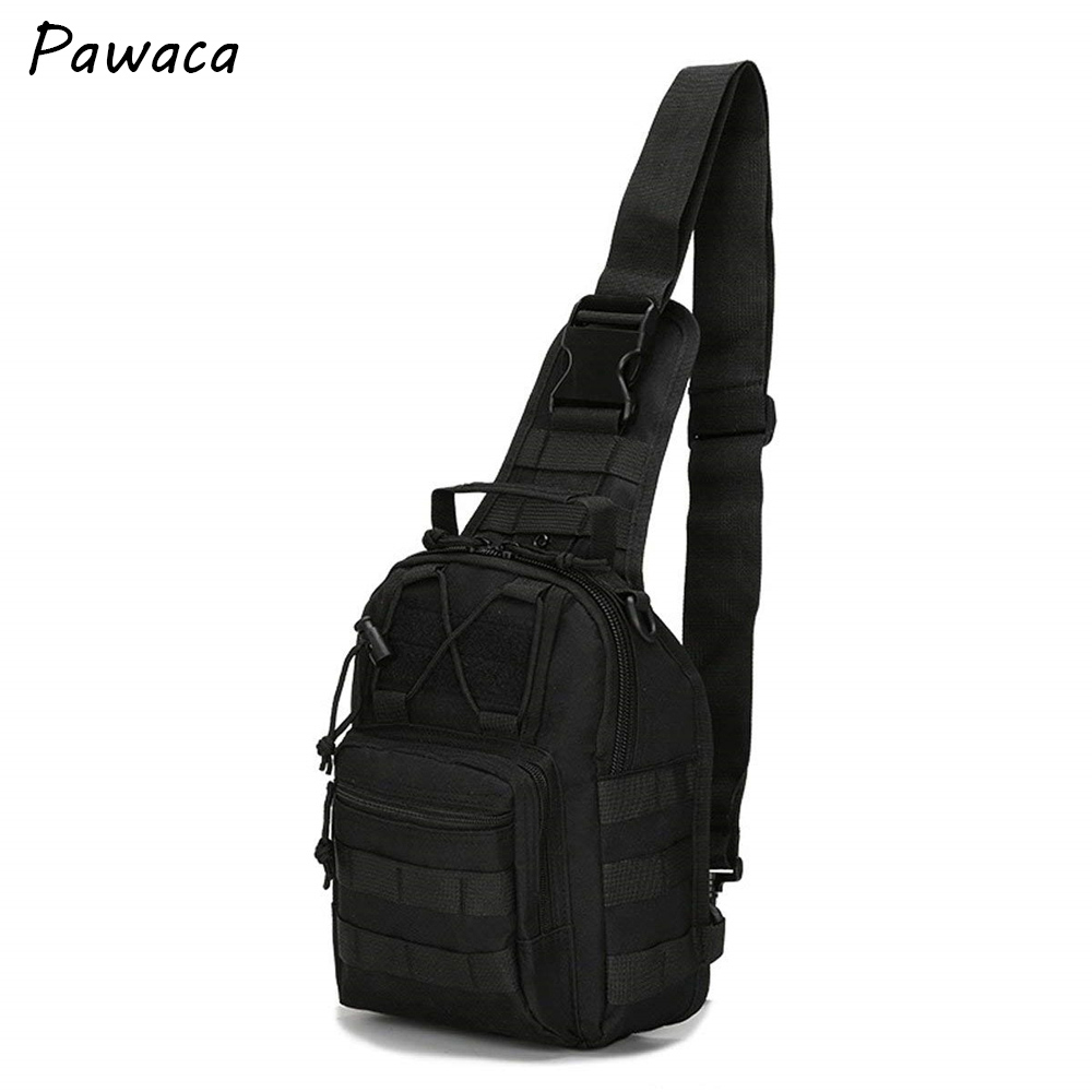 US Waterproof Tactical Backpack Sports Bag Shoulder Bags Shoulder Crossbody Bags
