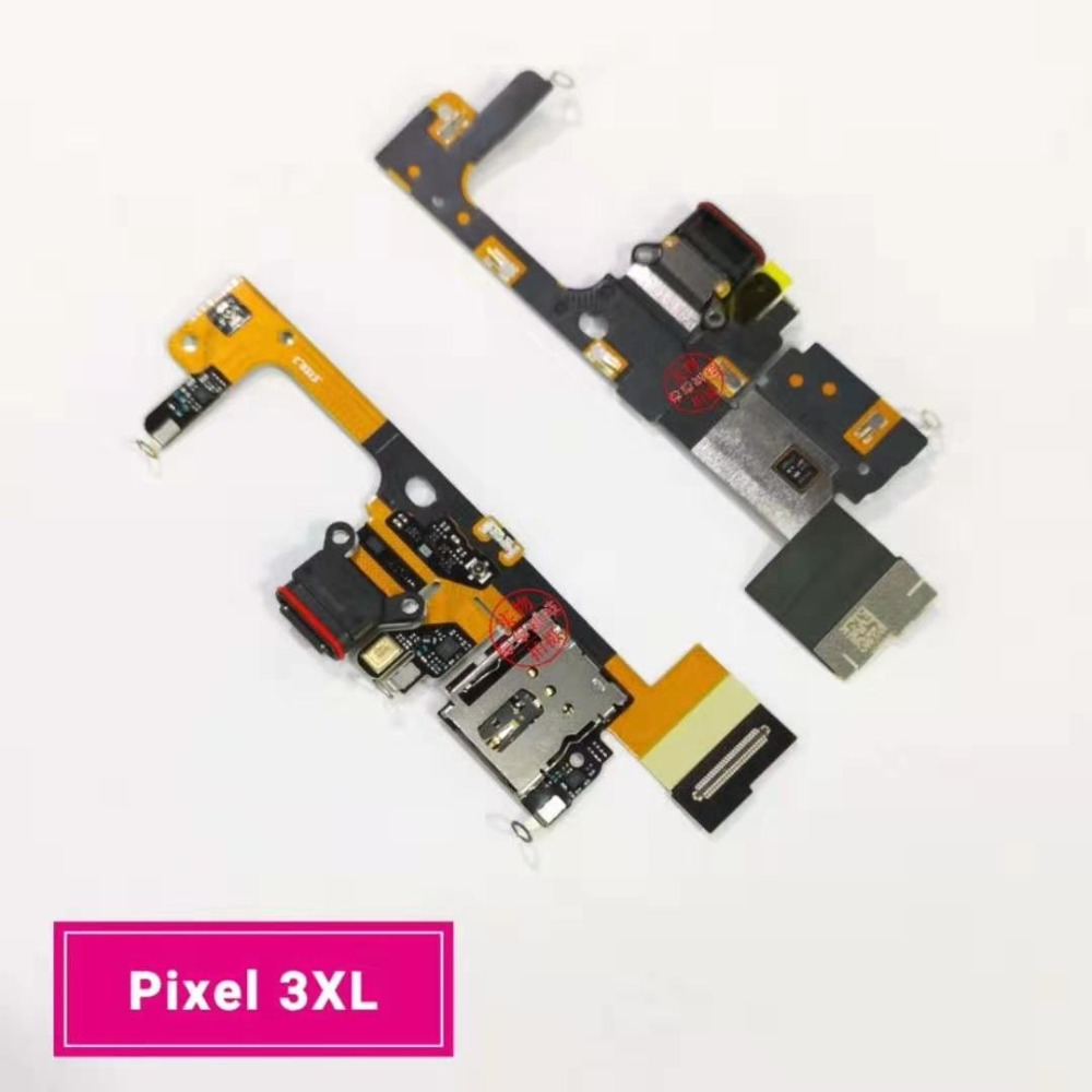 Mixueweiqi 10 Pcs Original Usb Charging Port Dock Flex Cable For Google Pixel 3xl Usb Charger Plug Replacement Parts Relieving Rheumatism And Cold Automobiles Advertising