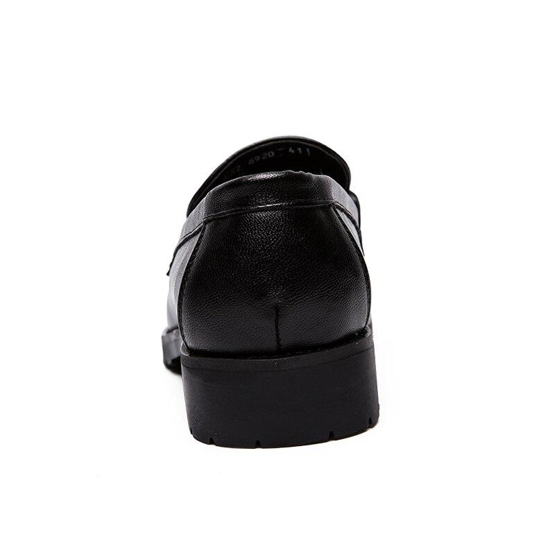 Black Da Calçado Oxford Luxo De Deslizamento Couro Vestido Casamento Normal Italiano Os Sapatos Para Marca Em Designer glossy Black Masculino Formal Homens Exclusivo Elegante qPawx