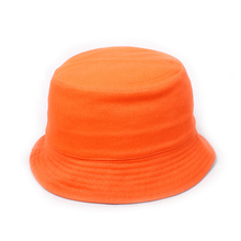 New Autumn Summer Cotton Baby Hats Cute Casual Solid Boys Girls Fishermans Hat High Quality Beret Children Sun XL155