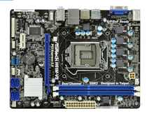 Free shipping 100% original motherboard for ASRock H61M-VS LGA 1155 DDR3 RAM 16G Integrated graphics Motherboard