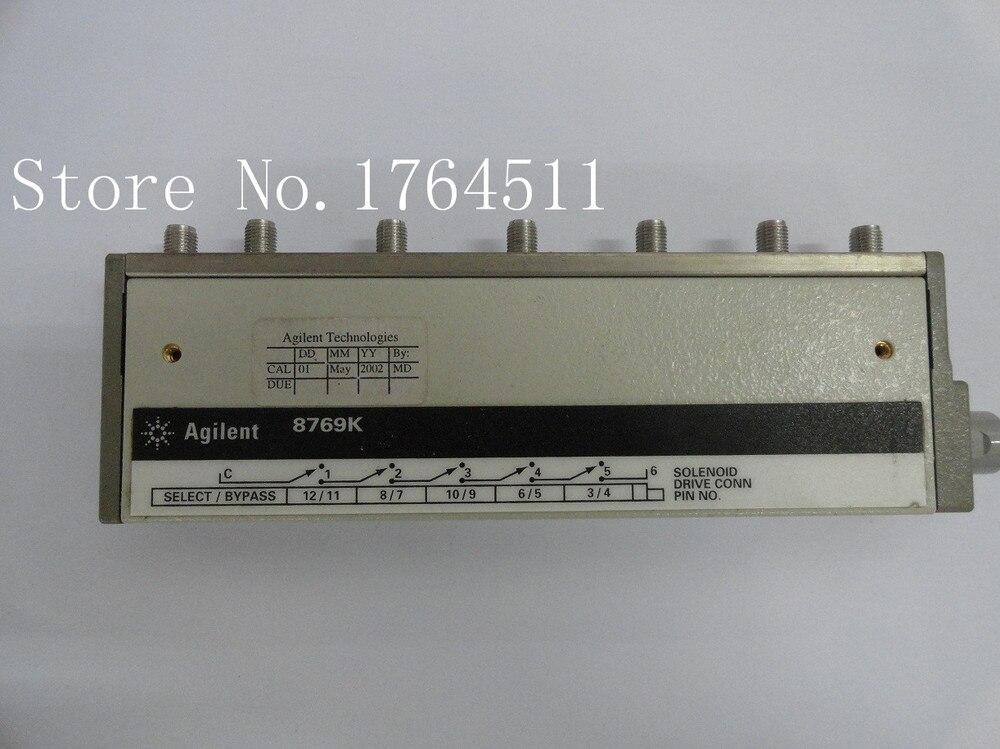 [BELLA] Original 8769K DC-26.5GHZ A Six Supply Power Divider 24V SMA