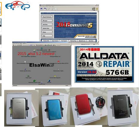 2018 Newest Alldata 10.53 all data auto repair software alldata mitchell on demand 2015+ElsaWin+Vivid workshop alldata 1tb hdd купить в Москве 2019