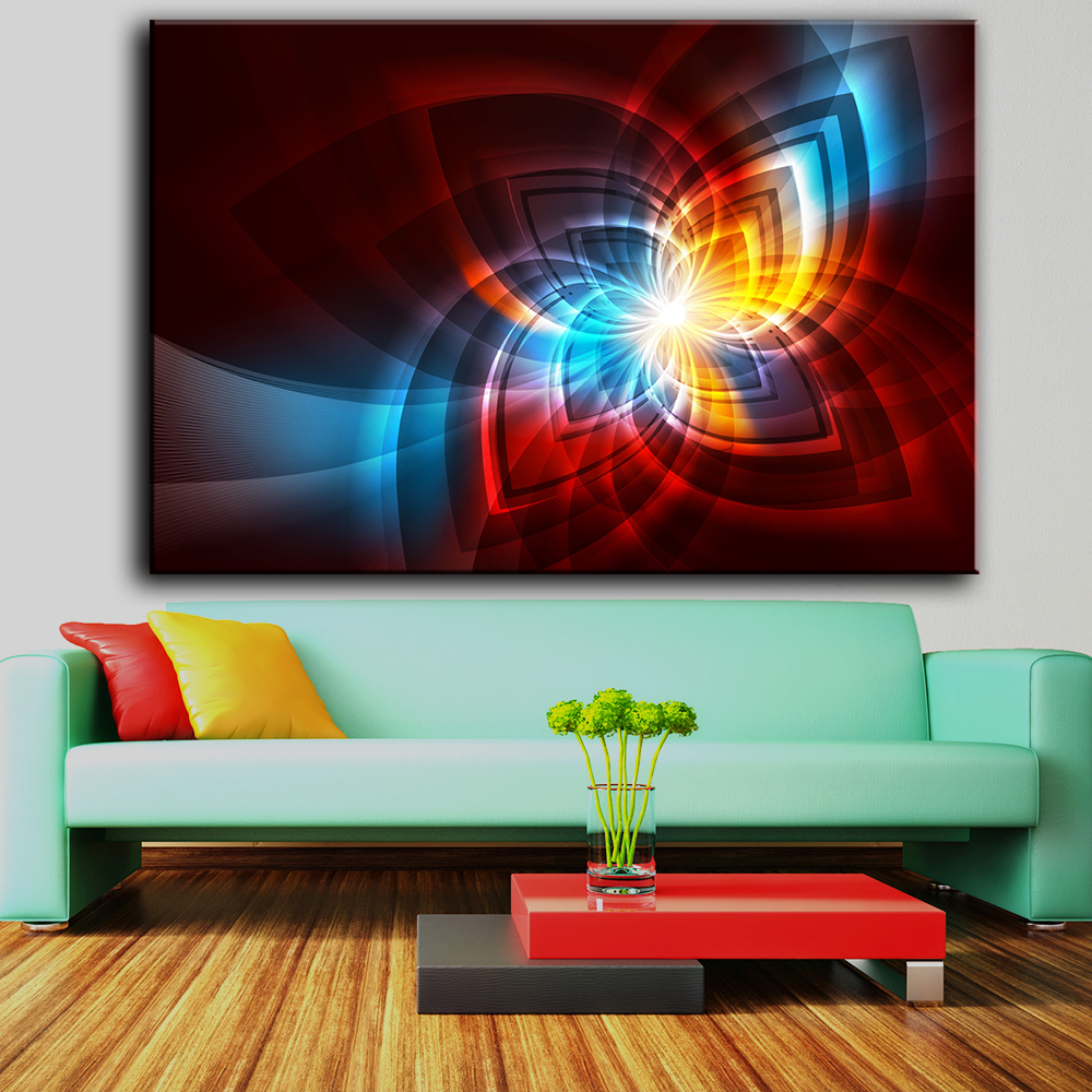 Large Living Room Paintings Online Get Cheap Room Painting Patterns Aliexpresscom Alibaba