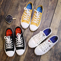 2017 Shoes Women Basic Canvas Shoes Super All Flat Classic Casual Shoes Hot Sale 5 Star Flats Shoes Retail And Wholesale-A