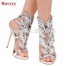 Ravryy Summer Rhinestone Crystal High Heels Ankle Strap. US  55.00   Pair Free  Shipping e18de8219104