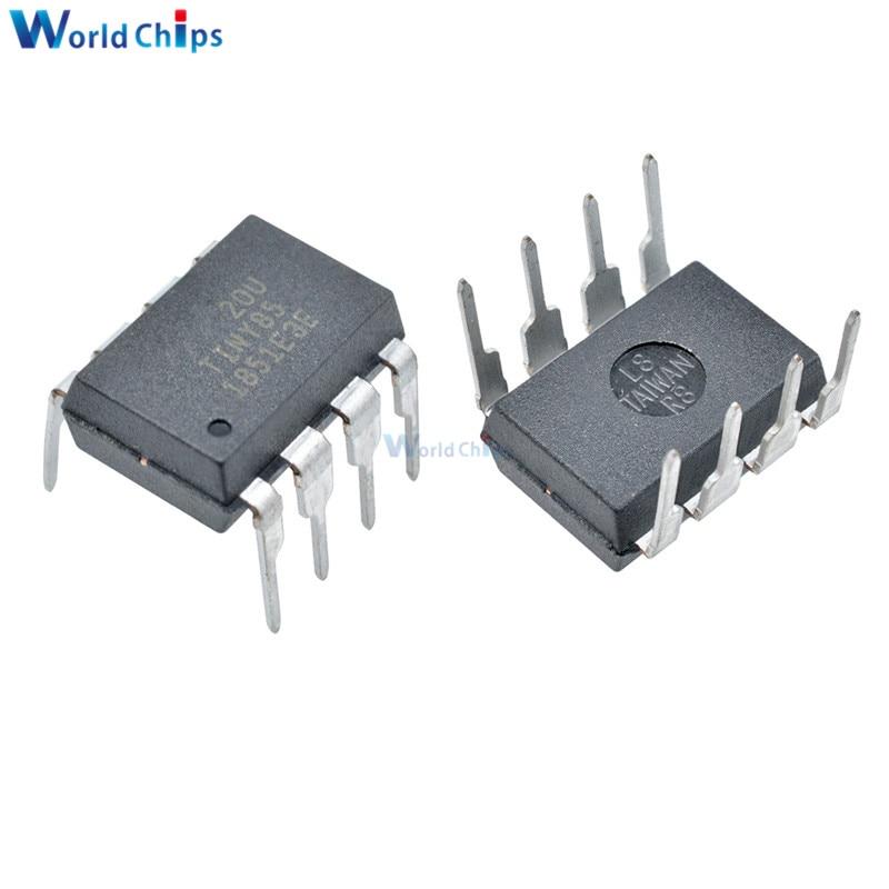 2 teile/los IC Chip ATTINY85-20PU DIP-8 ATTINY85 MCU 8BIT ATTINY 20MHZ 8 Pin DIP ATTINY85 Mikrocontroller IC chips Auf Lager