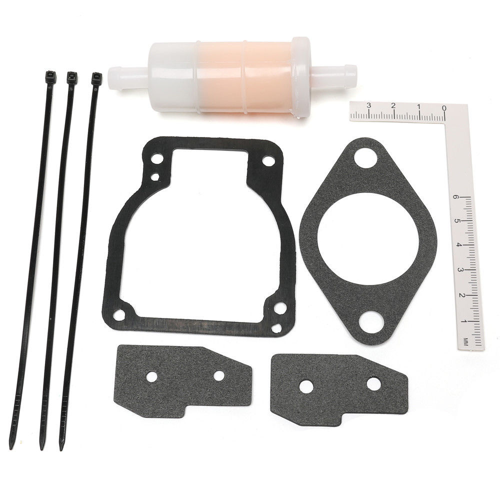 Carburetor Repair Kit Mercury Mariner 30 Jet 40 45 4-Cylinder 18-7226 1395-9650