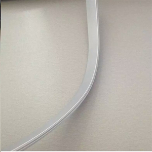 Image 4 - 10 30pcs/lot 1m/pc 40inch flexible led channel ,free bent aluminum profile for 5050,5630 led strip,milky/clear cover for 12mmpcb