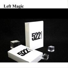 5221(Gimmicks и онлайн инструкции) от Wayne Fox Волшебные трюки карта магия закрыть сценический реквизит для уличной магии