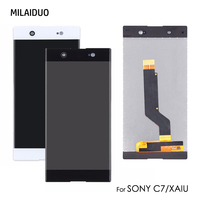 Original LCD Display For Sony Xperia C7 XA1U XA1 Ultra G3221 G3223 G3212 Touch Screen Digitizer Assembly No Frame 6.0''