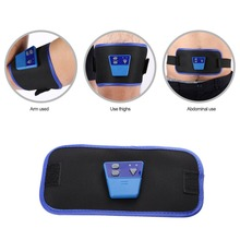 Personal Health Care Slimming Wraps Body Massage Gymnic Electronic Muscle Waist Anti Cellulite Massager Belt font