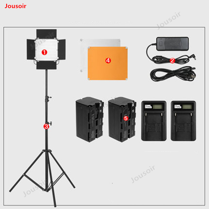 K80S 45W with bracket F750 battery led dimming lamp studio film and television lighting video photo lamp  CD50 T03     K80S 45W with bracket F750 battery led dimming lamp studio film and television lighting video photo lamp  CD50 T03