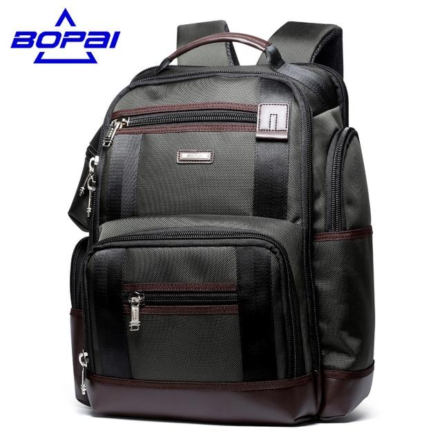 Американский известный бренд Мульти Карманы Для мужчин рюкзак большой Ёмкость выходные Путешествия Back Pack Бизнес Для мужчин супер рюкзак мужской сумка