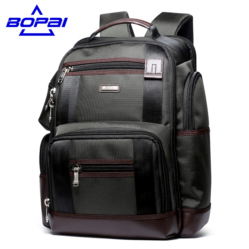 American Famous Brand Multi Pockets Men Backpack Large Capacity Weekend Travel Back Pack Business Men's Super Backpack Male Bag high quality authentic famous polo golf double clothing bag men travel golf shoes bag custom handbag large capacity45 26 34 cm