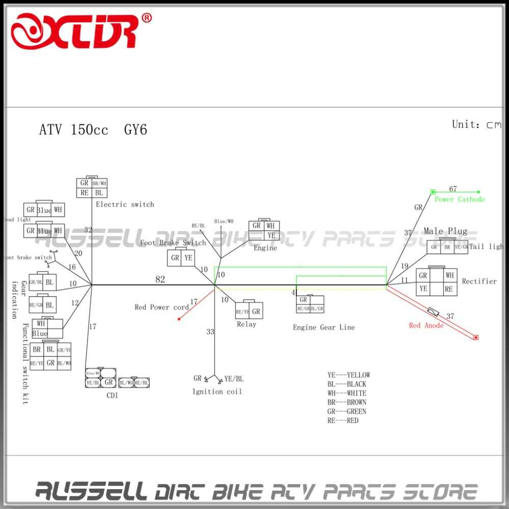 Gy6 Engine Diagram Wiring Diagram E10