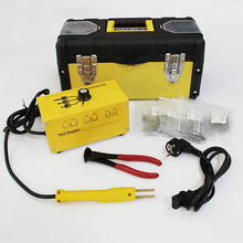 220V/110V Hot Spot Welder for auto car plastic bumper welding with 600 staples(WS-001)
