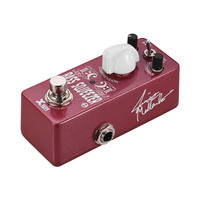 Guitar Effect PedalBASS SQUEEZER Bass Compressor Compression with Volume Overdrive Compression Controls True Bypass
