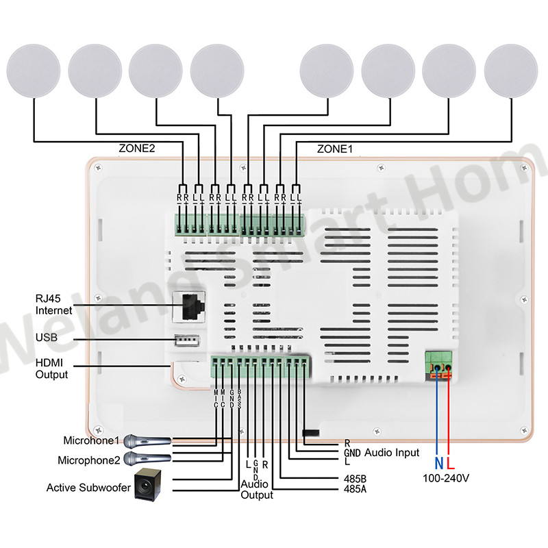 systeme audio sans fil maison hiseeu sans fil cctv systme de camra p ch mp ip camra tanche. Black Bedroom Furniture Sets. Home Design Ideas