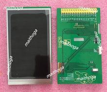IPS 4.3 polegada 16.7M Tft LCD com Placa de Adaptador (Touch/No Touch) LG4572B Unidade IC 480*800 Interface RGB