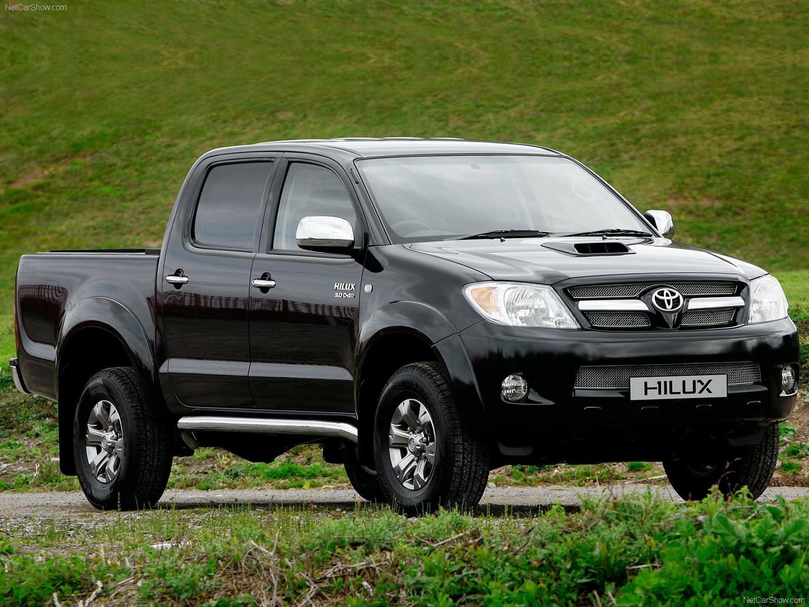 Déflecteur de Vent de voiture noir déflecteur de fenêtre de voiture pare-pluie pour Toyota Hilux Vigo 2005-2014 - 6