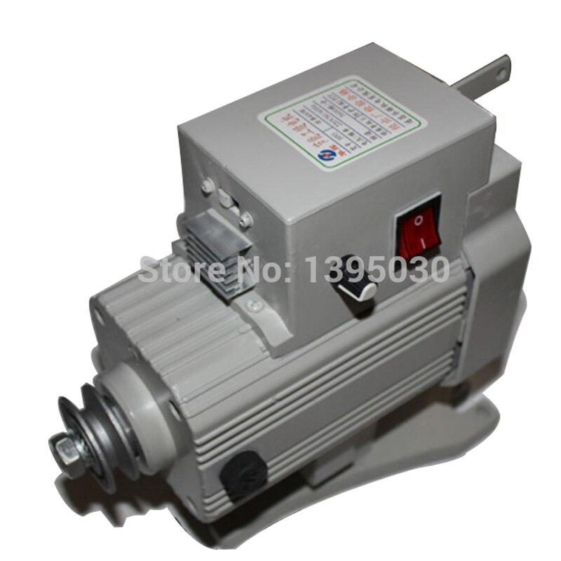 1 pc/lot H95 servir moteur moteur à COURANT ALTERNATIF 220 v pour machine à coudre Industrielle moteur d'étanchéité machine,