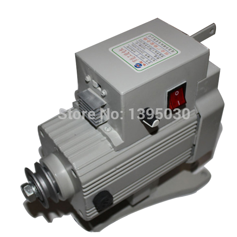 1pc/lot H95 serve motor AC motor 220v for Industrial sewing machine motor sealing machine, imported from industrial sewing machine embroidery machine dobbin khs12 ryp