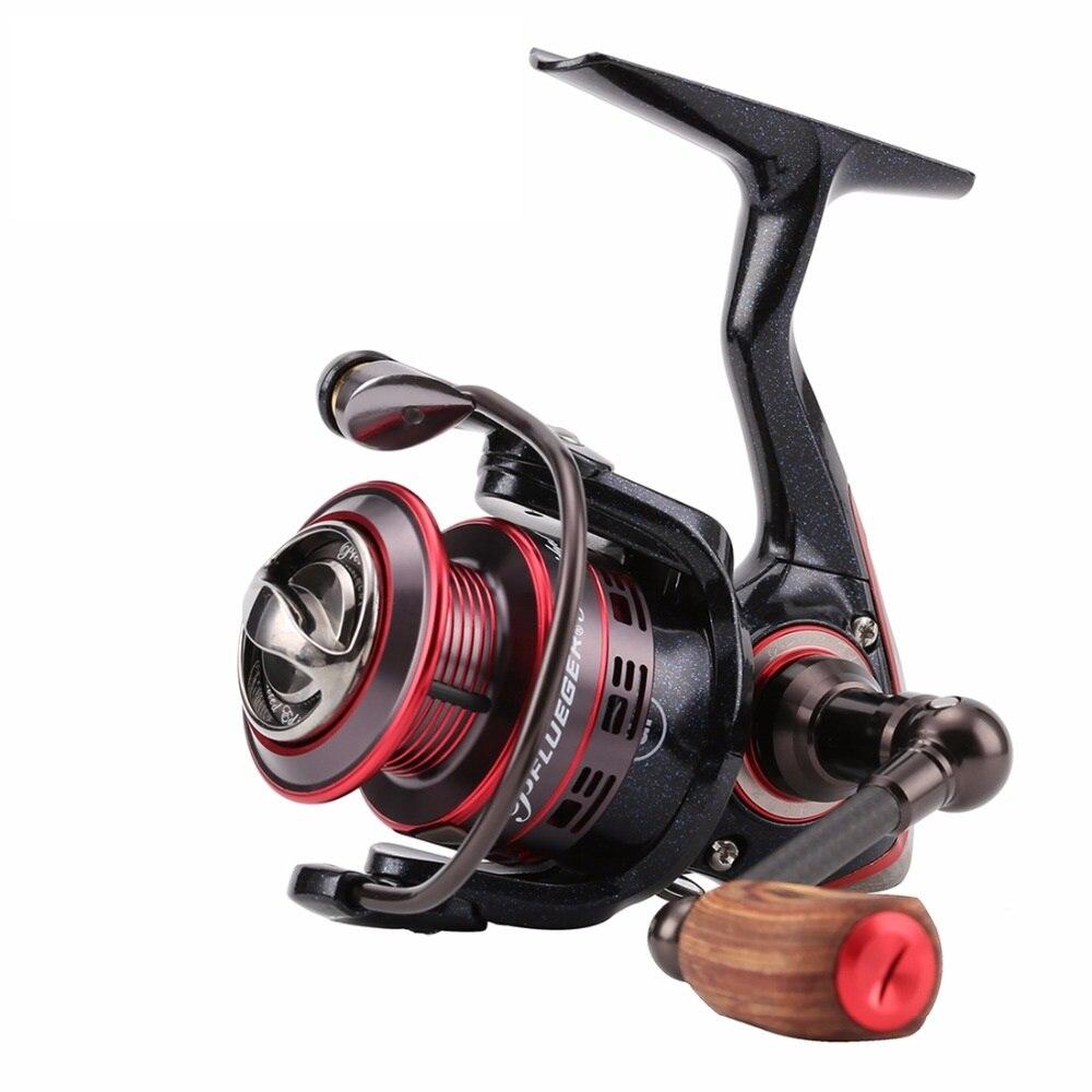 Pflueger PRESLESP 2018 New Spinning Fishing Reel 20/25/30 7BB 10BB 5.2:1/6.2:1 Max Drag 2.7/4.1KG Graphite Material Fishing Reel клещи переставные kraftool kraft max 22011 10 25