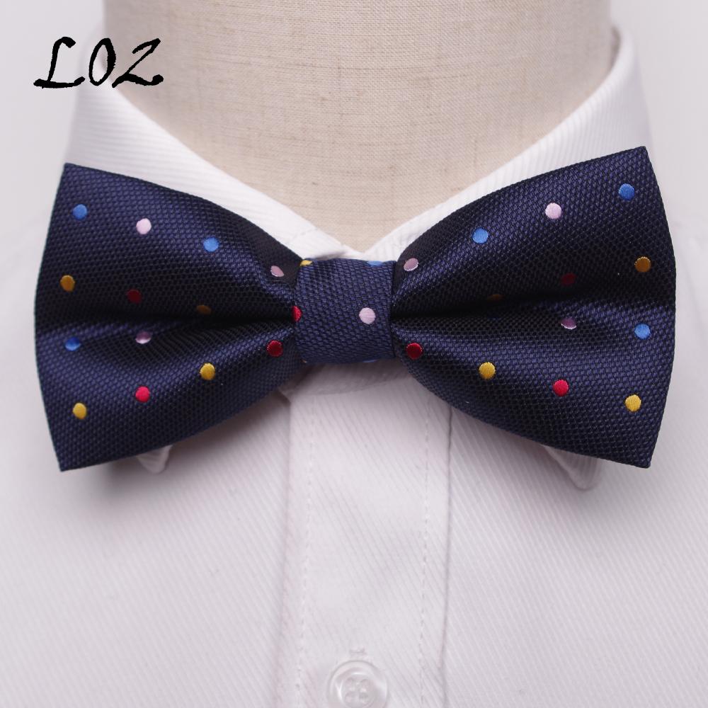 Bowtie men formal necktie boy Men's Fashion business wedding bow tie Male Dress Shirt krawatte legame gift 10