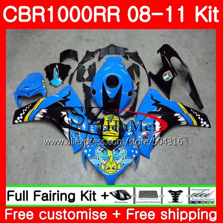 Bodys For HONDA CBR1000 RR CBR 1000 RR 08 11 Graffiti blue 59HS11 CBR1000RR 08 09 10 11 CBR 1000RR 2008 2009 2010 2011 FairingsBodys For HONDA CBR1000 RR CBR 1000 RR 08 11 Graffiti blue 59HS11 CBR1000RR 08 09 10 11 CBR 1000RR 2008 2009 2010 2011 Fairings