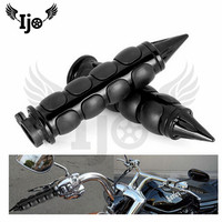 top quality cruise custom for harley softail Davidson sportster 1200 honda dio shadow motorcycle accessories handlebar grips