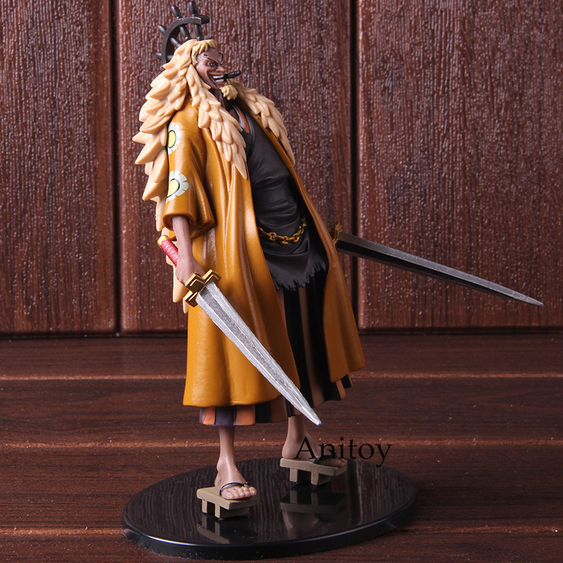 Anime One Piece DX The Grandline Men Shiki PVC Figure New In Box