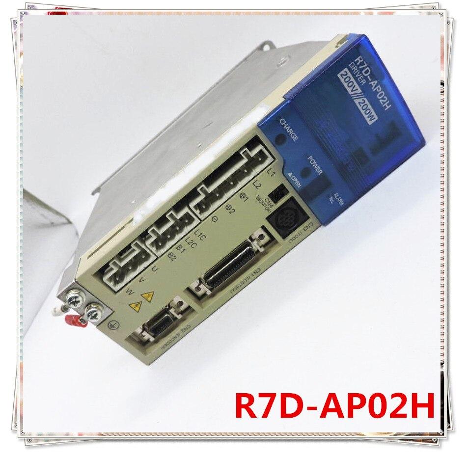 R7D AP02H R7D AP02H SERVO DRIVE R7D AP02H USED 100 TESTED