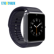 Smartwatch Bluetooth GT08 Smart watch With Camera Support SIM TF Card for Apple iPhone IOS Android