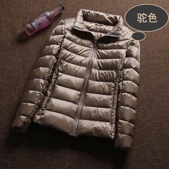 Windproof Down Coat Plus 3