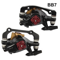 Bicycle parts Brakes BB7 MTB mountain line pulling bike mechanical disc brakes Calipers bicycle parts 1 Pair