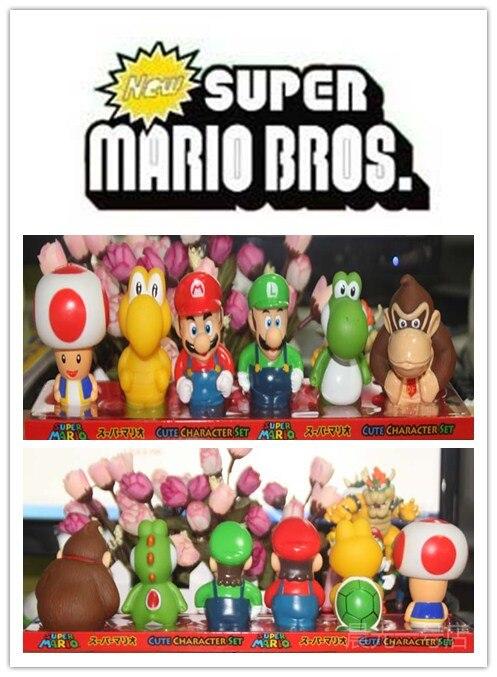 Super Mario bros Action Figure Nintendo 2
