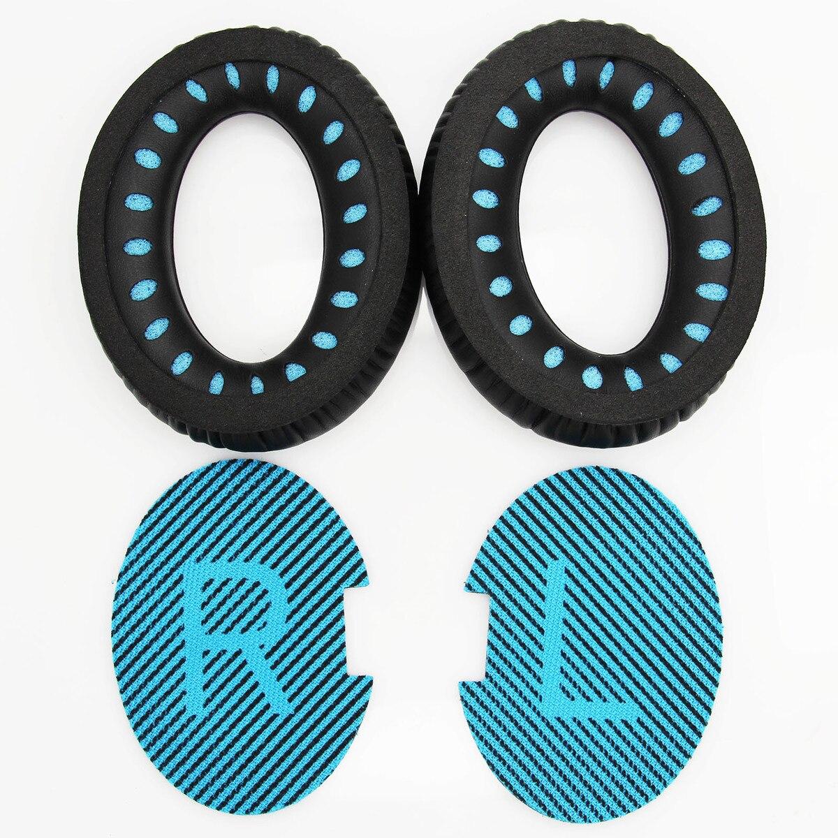 Haute qualité 1 paire de Remplacement mousse oreille tapis coussins D'oreille Pad coussinets pour Bose QC2 QC15 AE2 AE2i AE2w casque