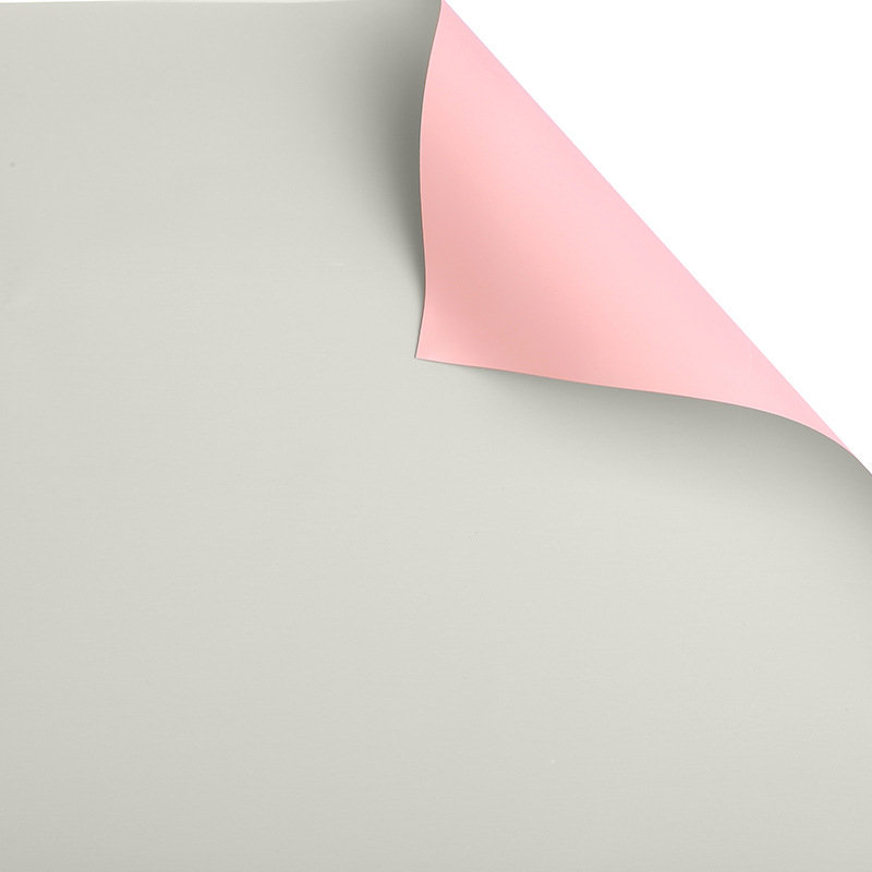 60 см* 10 м/рулон конфеты цвет цветок оберточная бумага Роза свадебная бумага для украшения на рождество упаковка букета материал - Color: I