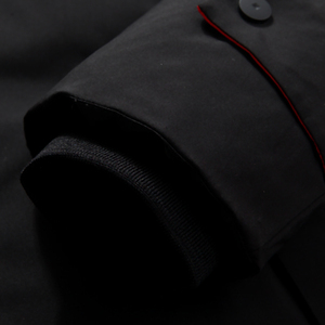 Image 5 - מותג גברים בגדי החורף חדש למטה מעיל האופנה Slim ברדס עבה חם לבן ברווז למטה ארוך מעיל Parka זכר 5XL 6XL