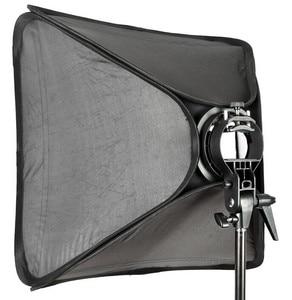 Image 4 - GODOX 40x40cm / 50x50cm / 60x60cm / 80x80cm  Softbox mit S Typ Halterung stabile Bowens Mount Halterung Montieren Faltbare Softbox Kit