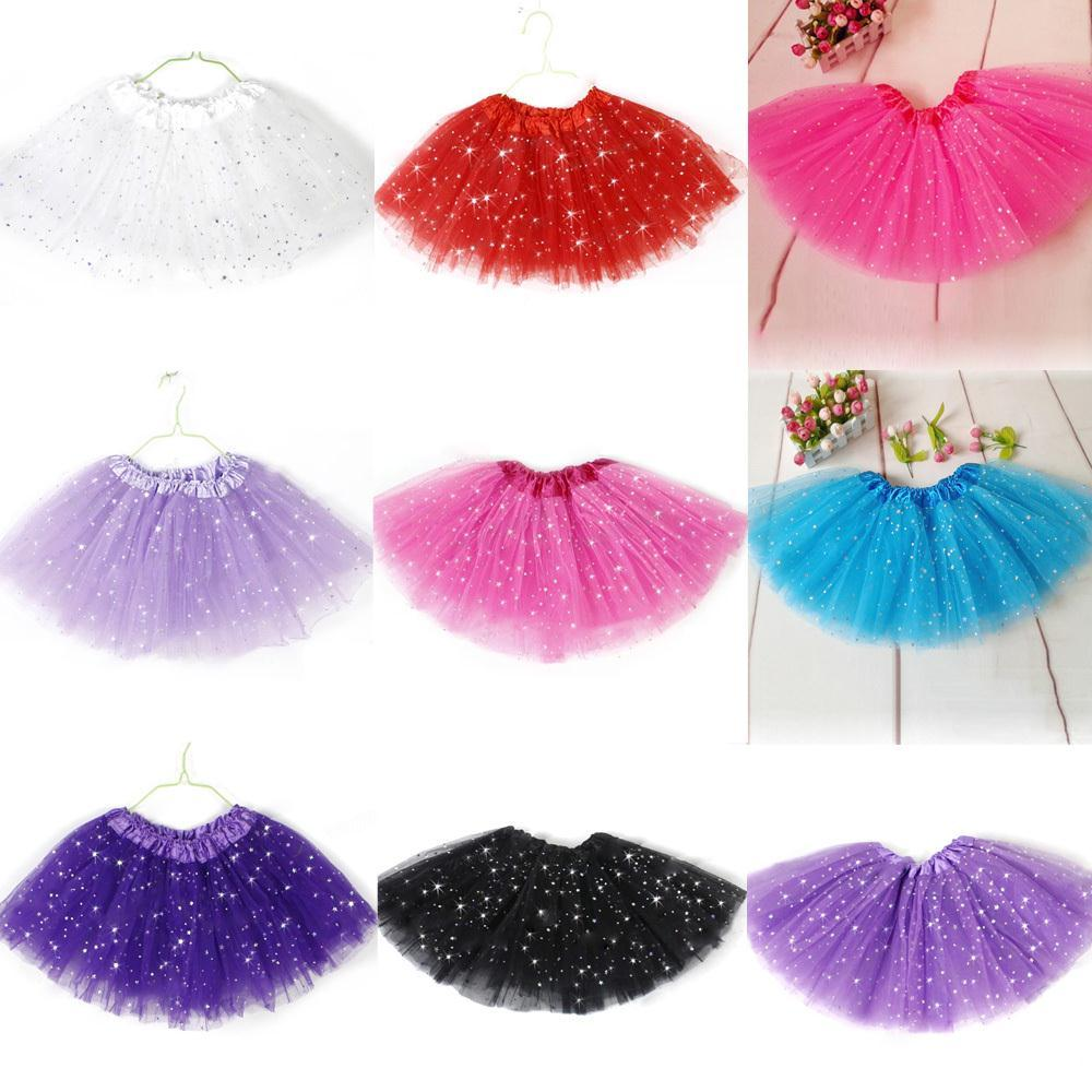 Lovely Baby Princess Tutu Skirt Girls Kids Party Ballet Dance Wear Dress Pettiskirt Clothes In From Novelty Special Use On Aliexpress